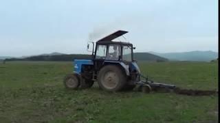 Лучших трактористов определили в Приморье