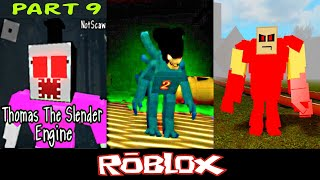 Thomas the Slender Engine ROBLOX Parte 9 Por NotScaw [Roblox]