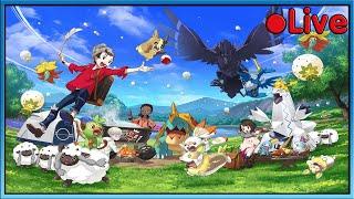 Pokemon Sword - Catching Pokemon! - ???? Live