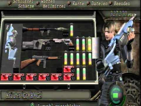 Resident Evil 4 [PS3] PRL 412 Run Part 6