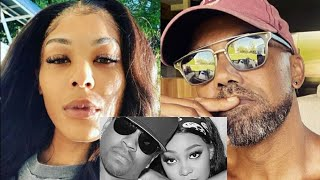 Is Monica Dating AĮlen Iverson AND MONIECE SLAUGHTER Dating SHEMAR MOORE ??
