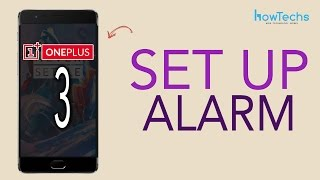This video shows how to set a custom alarm on the oneplus 3 mobile phone. and also disable delete alarms. we show it up repeat s...