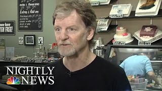 Supreme Court Gives Victory To Baker Who Refused To Make Cake For Same-Wedding | NBC Nightly News
