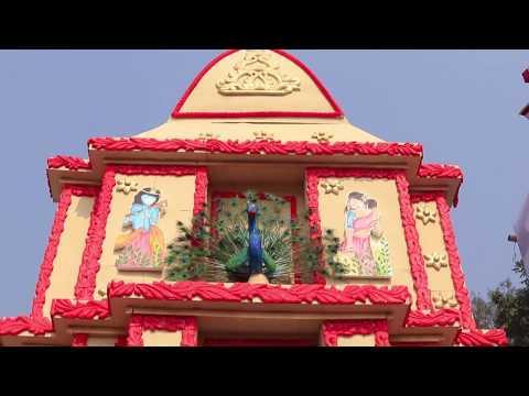 সরস্বতী পূজা 2018! 65 Temples!! The BIGGEST Saraswati Puja At Jagannath Hal, DU. [GB Kumar]
