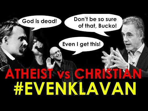 Jordan Peterson Is A Gateway Drug To Christianity #EvenKlavan