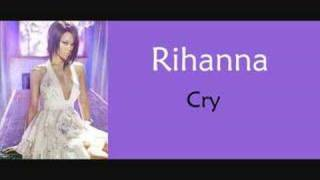 Rihanna - Cry (UK bonus track)
