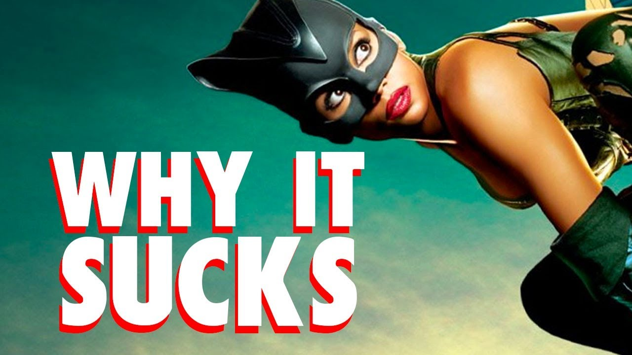 Catwoman - The Worst Superhero Movie Ever Made?