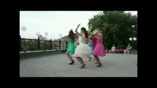 Лучшая Свадебная песня .Алина Палий . Прикольные танцы на свадьбе