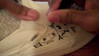Vans Art FreeStyle