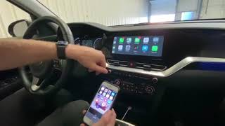 ❌TUTO❌ Comment marche l'Apple Car-Play sur Kia E-Niro