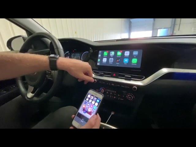 ❌TUTO❌ Comment marche l'Apple Car-Play sur Kia E-Niro