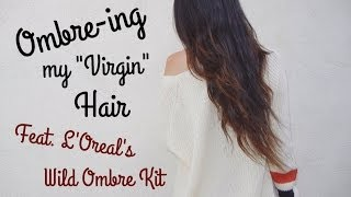 Ombre-ing My Hair! Thumbnail