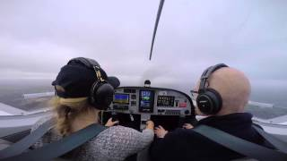 Flying in the UK :) PA-28, PS-28