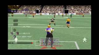 Game 19 - Adidas Power Soccer 98 - Sony PlayStation - Gameplay footage - ePSXe - 1080p