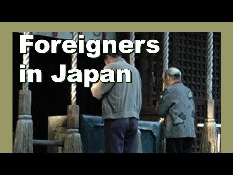 How do Japanese react to foreigners interested in the Shinto religion? 神道に興味を持って外国人 - LylesBrother