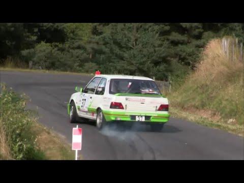 Rallye Velay Auvergne 2016