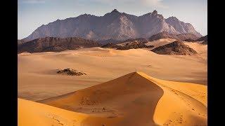 Trekking in Algerien - Magie der Wüste