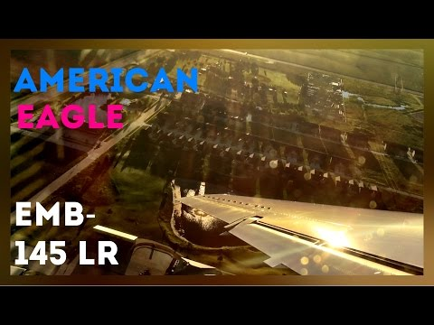 American Eagle EMB 145, Central Illinois Regional - Chicago O