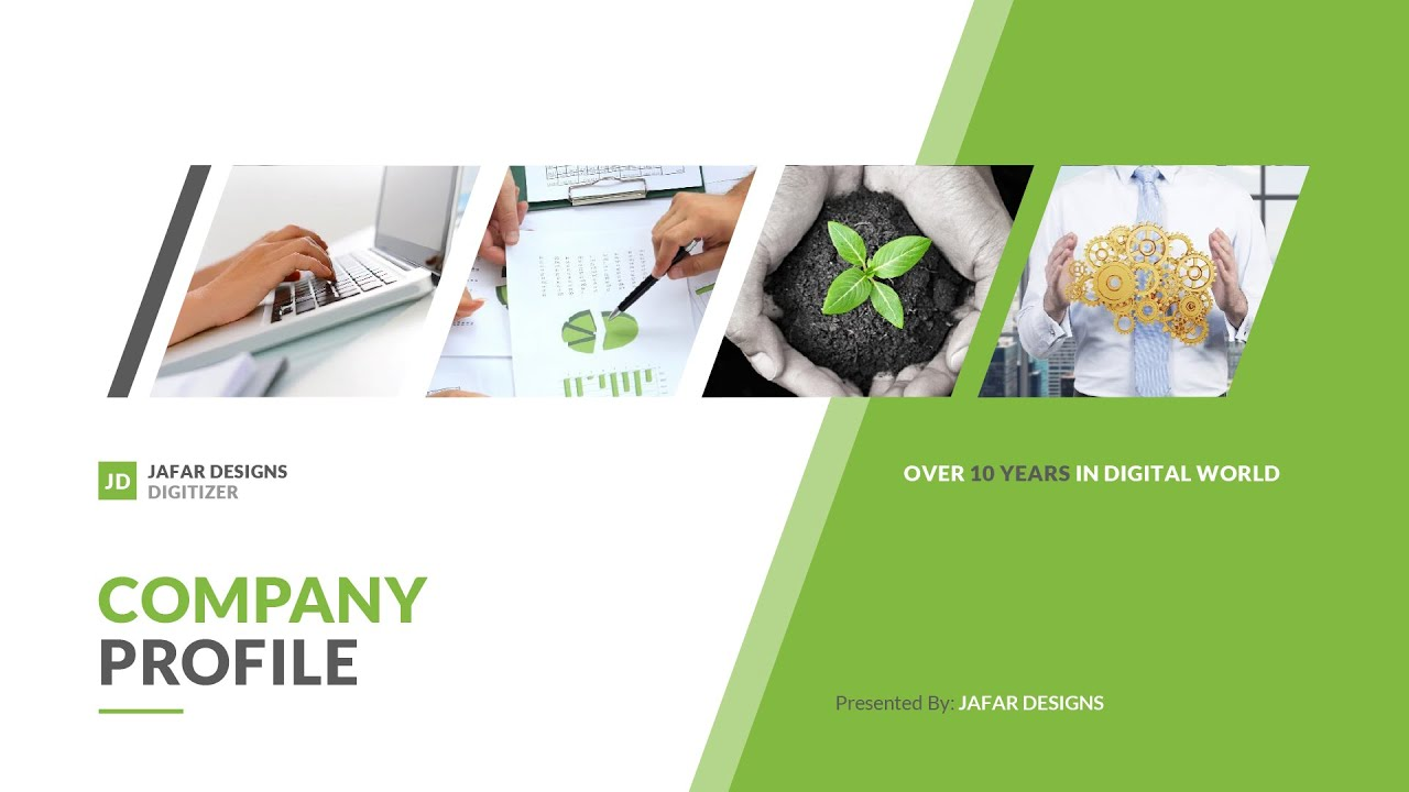 Company Profile Ppt Template youtube powerpoint professional – Best Company Profile Format