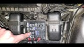 2011 Ford Fusion Sport Starter Motor Replacement Youtube
