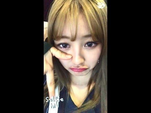 Selfie MV 지효CAM_트와이스(TWICE)-TT