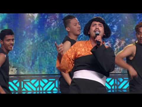 "Anish Shrestha - ""Tungana Ko Dhun Ma"" - Live Show - The Voice of Nepal 2018"