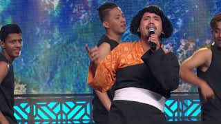 "Anish Shrestha - ""Tungana Ko Dhun Ma"" - Live Show - The Voice of Nepal 2018"