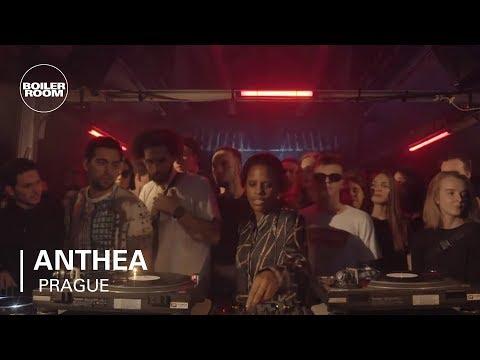 Anthea | Boiler Room Prague