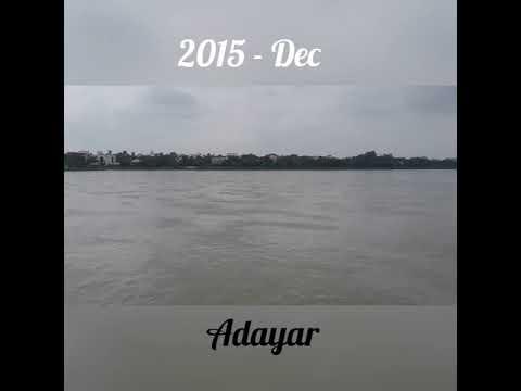 December disaster in chennai | 2015 water flood in chennai