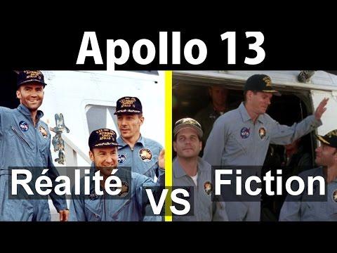Apollo 13 : les principales différences entre le film et la réalité