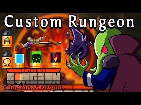 Enter the Gungeon | HexaFUN! | Custom Rungeon
