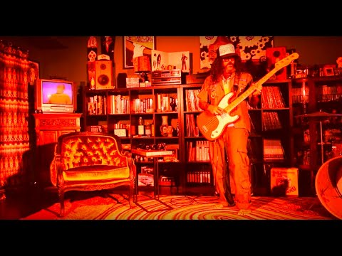 BRANT BJORK - Chocolatize (Official Video) Heavy Psych Sounds Records