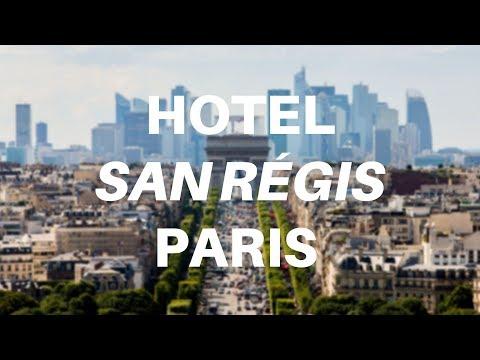 HOTEL SAN RÉGIS - PARIS