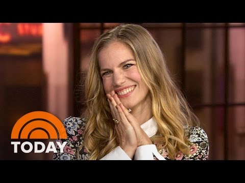 Anna Chlumsky: Thrilled For 'The End of the Tour' | TODAY
