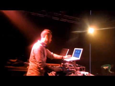 DJ Oyibo Swagga doing his thing in Helsinki
