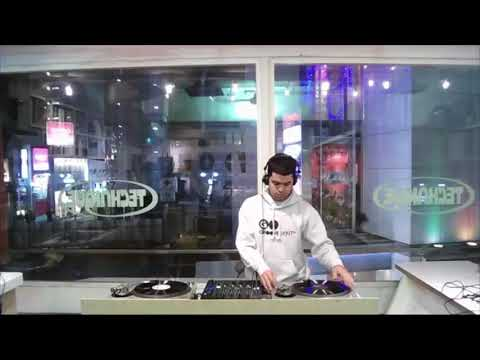 Technique Tokyo In-store Session w/ Jorge Caiado (Groovement / Carpet & Snares Records)