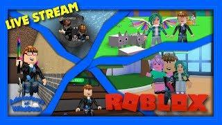 Multi Game Roblox Live Stream