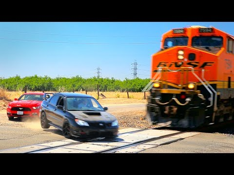 THE FINAL RACE - Subaru WRX STI vs Mustang
