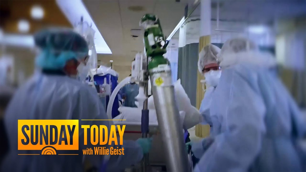 Coronavirus Cases Surge In US As Dr. Anthony Fauci Suggests National Mask Mandate | Sunday TODAY
