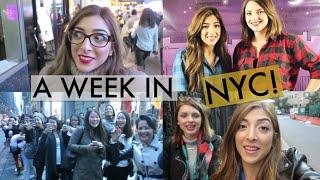 Whirlwind NYC Trip With Estée! | Amelia Liana Thumbnail