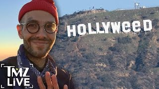 Repeat youtube video HOLLYWEED SIGN: Culprit Revealed | TMZ Live