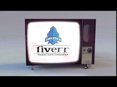 intro#274 Crazy TV Logo Reveal