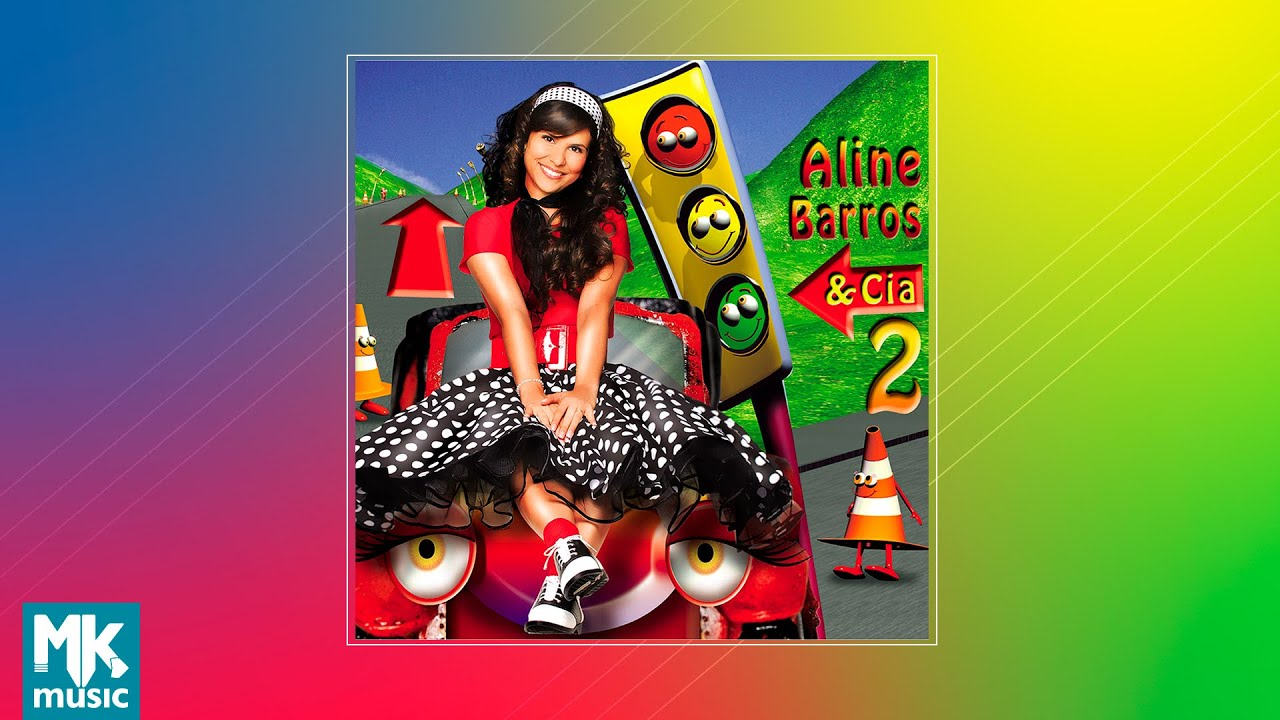 Aline Barros - Aline Barros e Cia 2 (CD COMPLETO)