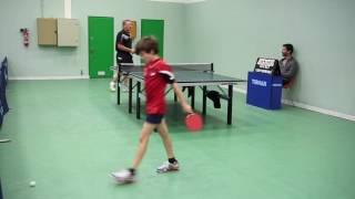 Tennis de table Roman régionale 1 Dombasle - Sainte Marie aux Chênes