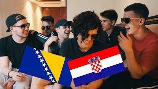 Huligani iz Gimnazije pogađaju hrvatske riječi! (Language challenge) | Zakon Braće & TheSikrt