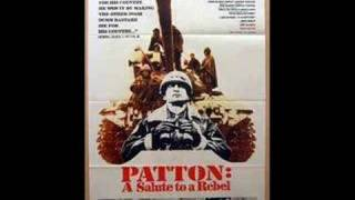 PATTON(1970) - Pensive Patton,End Titles