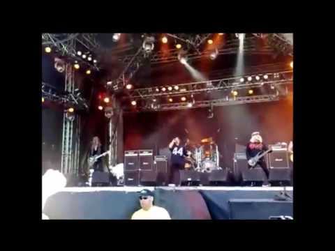 Riot - Johnny's Back (Live at Sweden Rock 2009) Sync HQ Audio/Video