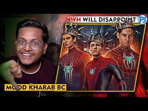 Spider-Man No Way Home Will DISAPPOINT: HAMESHA BHAROSE WALE HI BHOPDI WALE HOTE HAI! – PJ Explained
