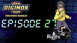 Digimon World Walkthrough - Episode 27/40 - Le Sanctuaire des glaces