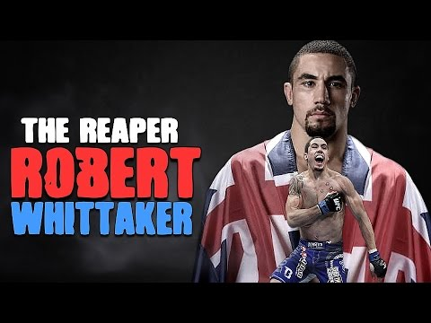 "ROBERT ""The Reaper"" WHITTAKER! - Fighter Request!"